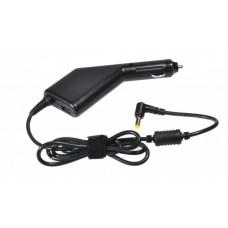 Автомобильный адаптер питания для ноутбука Hewlett Packard 19V 4.74A 90W 4.8х1.7мм