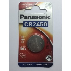CR 2450 Panasonic